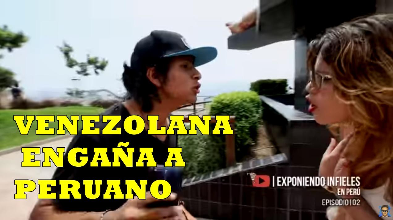 Venezolana iba estafar a otro peruano, el la descubrio gracias a un youtubers