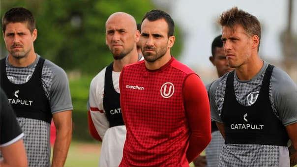 Universitario cayó en Chile por 2 - 1