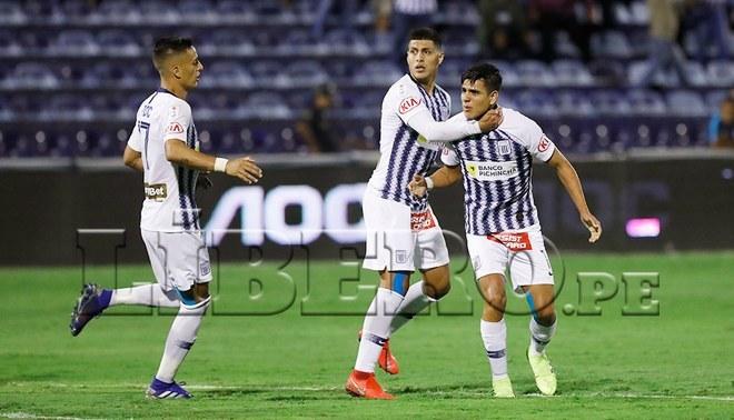 Alianza Lima se dejí empatar con Utc en Matute, el equipo de Ruso sigue sin levantar Cabeza.