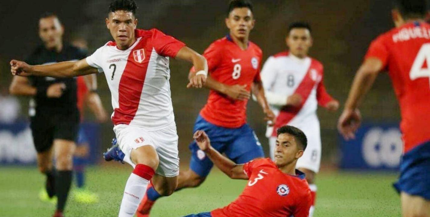 Perú vs Chile en vivo online