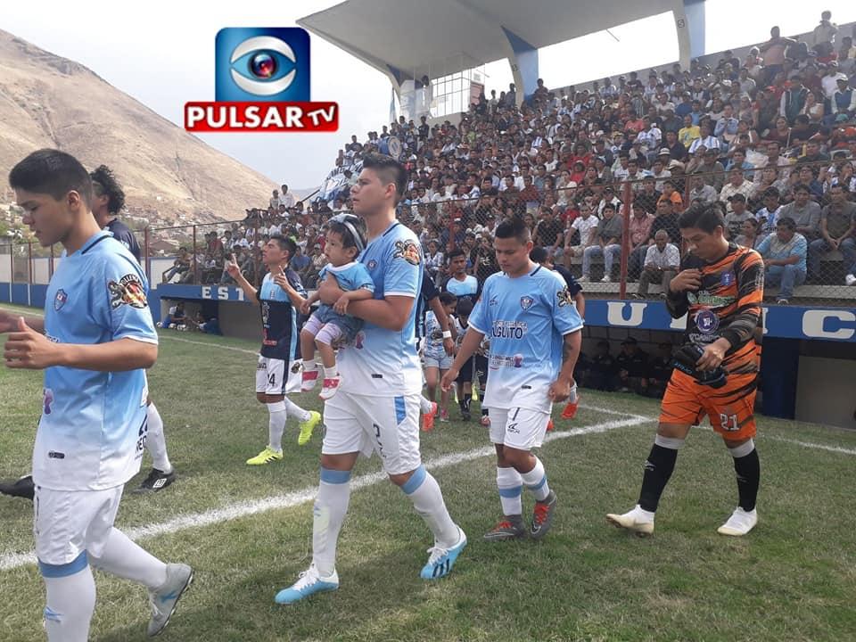 Etapa nacional de la copa peru primera fecha