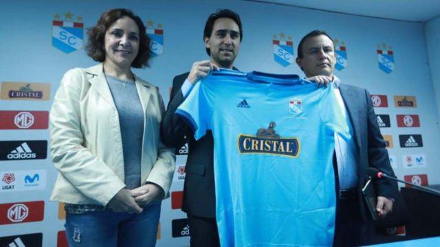 Sporting Cristal tiene nuevo dueño