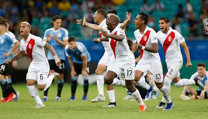 Cuando se jugara el peru vs Uruguay