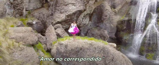 Yarita Lizeth Yanarico estrena amor no correspondido en video
