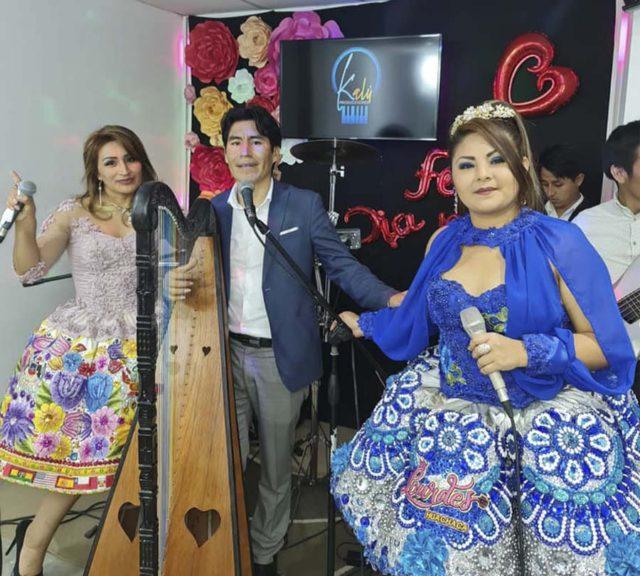Lourdes Huchaca y Miguel Salas los reyes de los virtuales