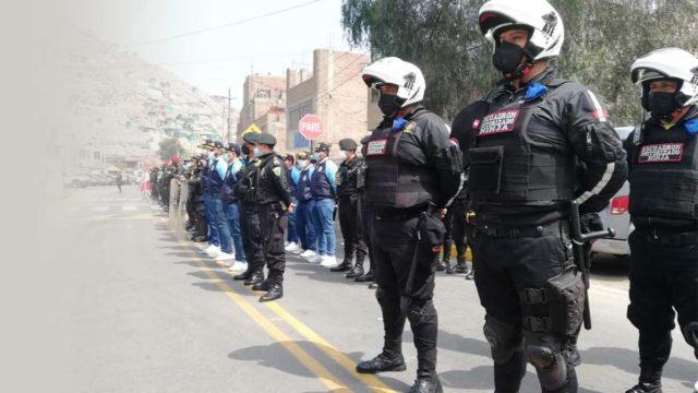 Ate noticias: Municipalidad inaugura auxilio rapido en el distrito