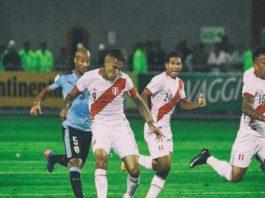 Peru vs Uruguay en Lima
