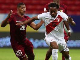 A que hora jugara Peru ante venezuela