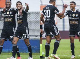Sporting Cristal goleo a Utc de Cajamarca