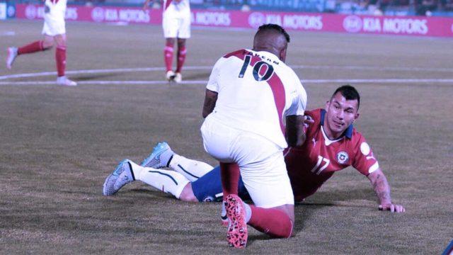 Peru vs Chile por una fecha mas de las eliminatorias